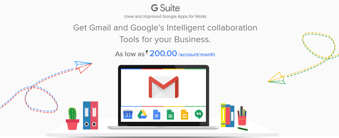 G Suite For Work