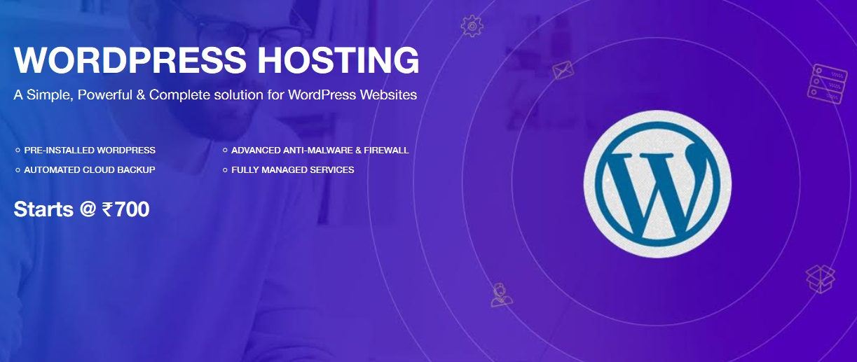 Wordpress Hosting Plans India - Managed Services